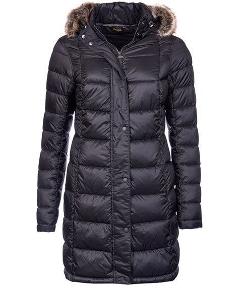 Black Womens Quilted Jacket by Women S Barbour Quilted Jacket