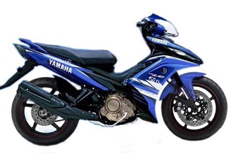 Lu Led Motor Jupiter Mx Lama seperti ini bentuk jupiter mx 150cc tanpa pedal kick