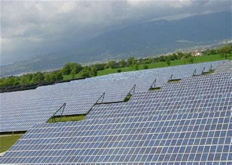 enel sede di potenza pannelli fotovoltaici alleanza a tre sharp stm enel green