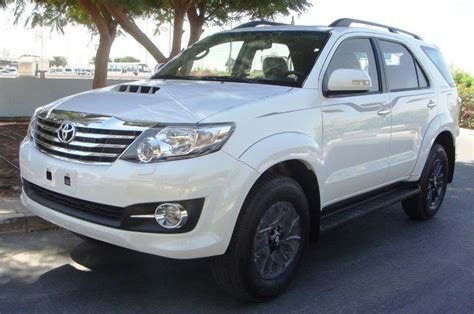2015 Toyota Fortuner Toyota Fortuner 2015 By Dubai Sharjah Rent A Car Company