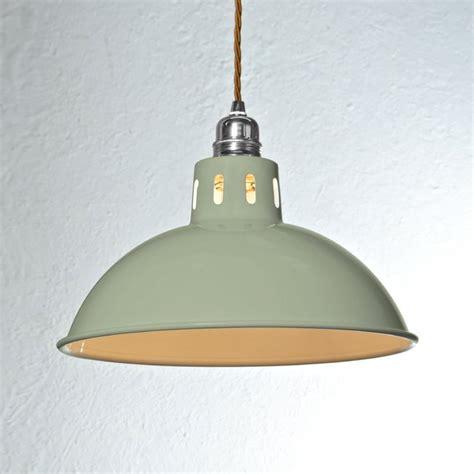 Factory Pendant Light Factory Pendant Light Olive Green Vintage Industrial Loft Industrial Pendant Lighting
