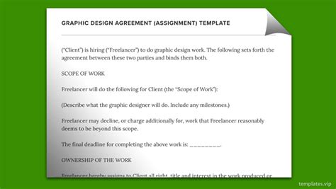 Best Work For Hire Agreement Templates Templates Vip Work For Hire Agreement Template 2