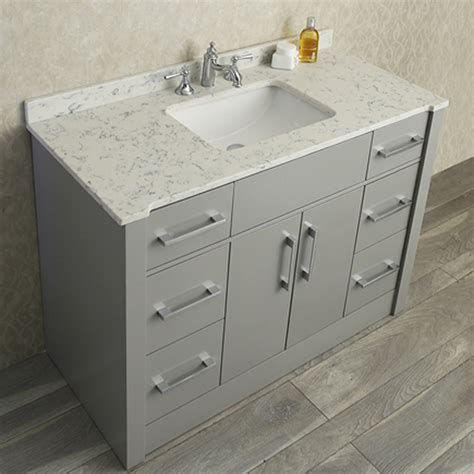 Quartz Bathroom Vanity Tops With Sink Sink Ideas
