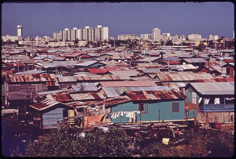 The Shanty shanty town