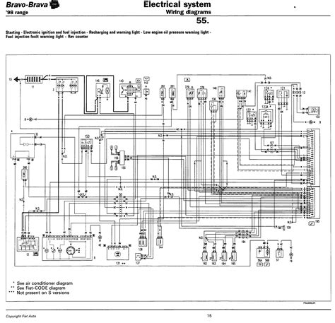 fiat punto 2002 wiring diagram wiring diagram manual