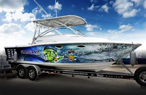taco marine 174 project boat featured on ship shape tv - Fort Lauderdale Boat Show Raffle