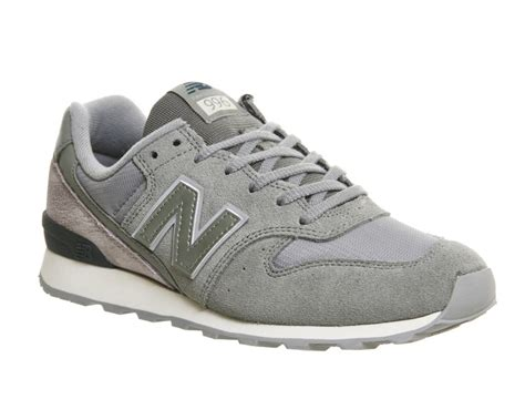 seed shoes shoes new balance 996 trainers mens seed silver