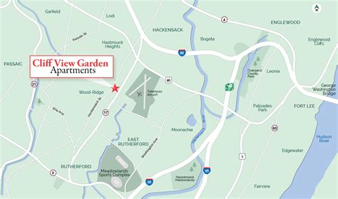 Apartments For Rent One Bedroom cliff view garden apartments for rent 306 hackensack