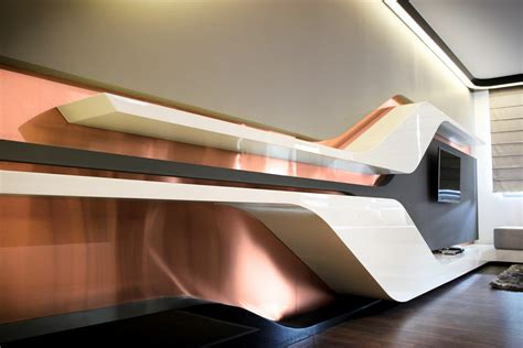 futuristic design futuristic apartment for high technologies lovers digsdigs