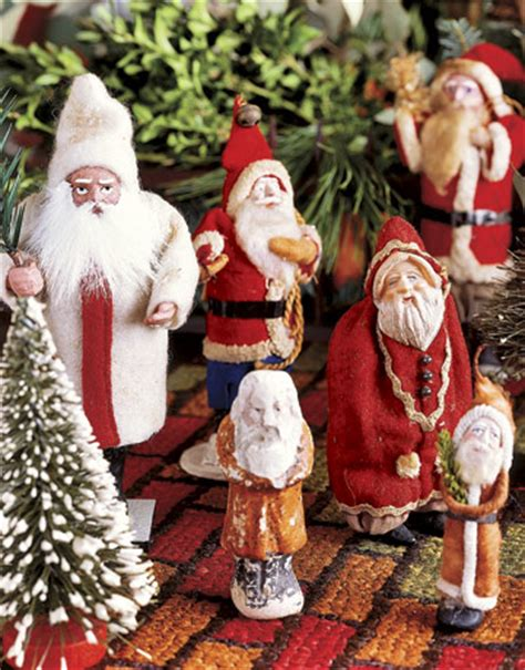 decorating with father christmas figures c b i d home decor and design decor deck the house