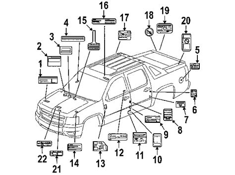 free download parts manuals 2004 chevrolet avalanche 2500 regenerative braking 2007 avalanche tailgate diagram 2007 free engine image for user manual download