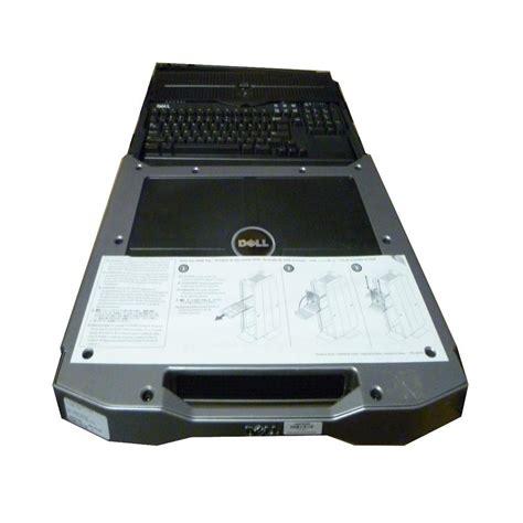 dell ru943 17 quot kmm 1u server rack 19 quot mount monitor
