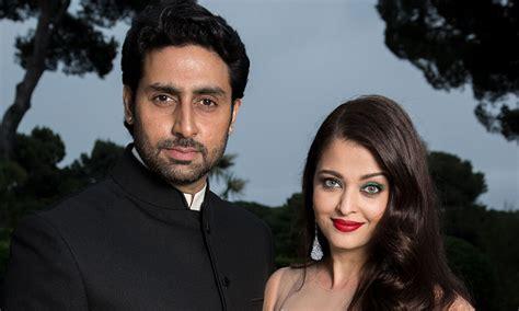 Aishwarya Rai and husband Abhishek Bachchan celebrate 10