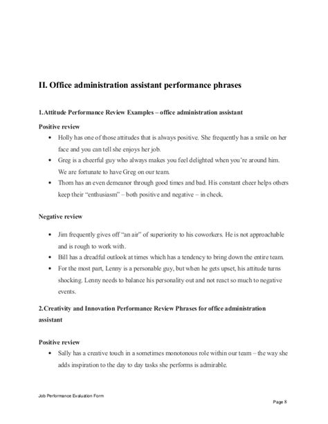 administrative assistant goals and objectives templates pictures to pin on pinsdaddy