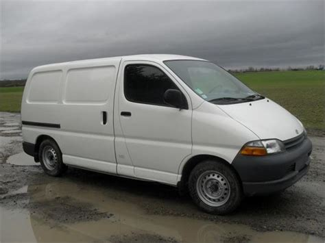 Toyota Hiace For Sale Usa Toyota Hiace For Sale Year 1999 Used Toyota Hiace