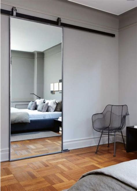 bedroom with mirror wall bedroom mirror designs that reflect personality indretning