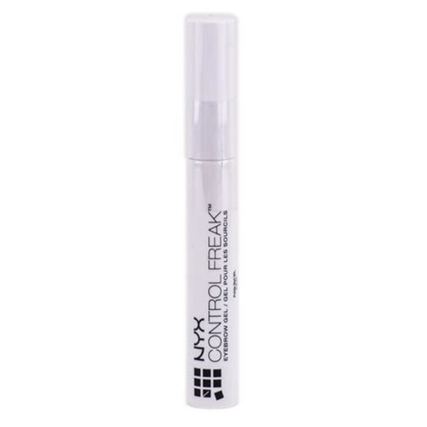 Nyx Eyebrow Gel Clear nyx freak eyebrow gel sleekshop formerly