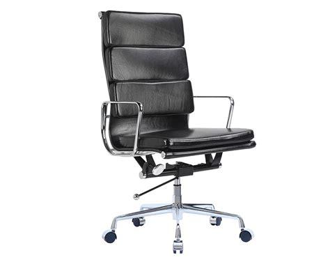 Eames Aluminum Executive Chair by Eames Soft Pad Executive Chair Eames Office Chair