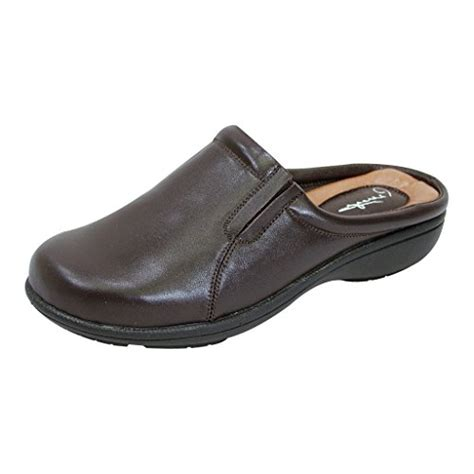 wide width clogs for fic peerage wide width comfort leather