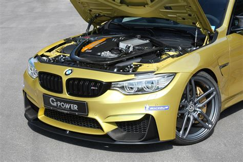 Bmw M4 Power by F82 Bmw M4 By G Power Showcases Impressive Power