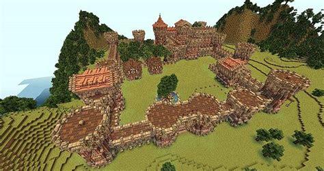 Home Blueprint Maker castle wall bundle minecraft project