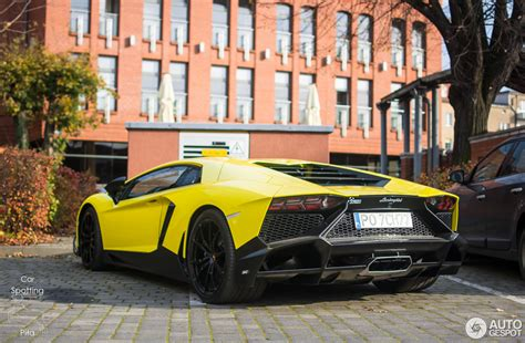 Lamborghini Aventador Lp 720 4 by Lamborghini Aventador Lp720 4 50 176 Anniversario 19