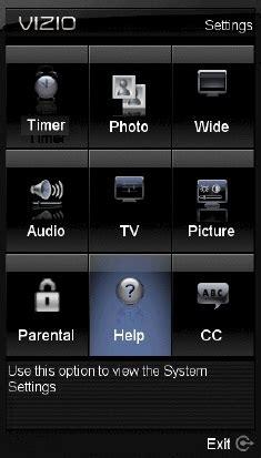 reset parental code on vizio tv bought a used vizio e370va and cannot scan antenna