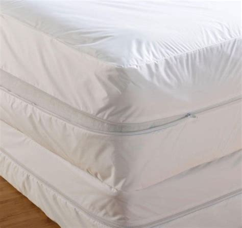King Zippered Mattress Cover by Allersoft Blend Zippered Mattress Cover Cal King 9 Quot