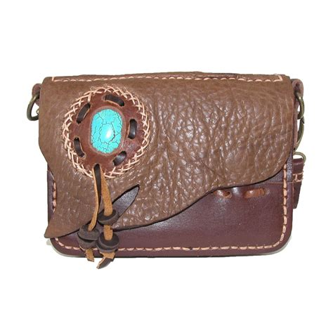 S Bag Handmade womens leather handmade crossbody handbag with