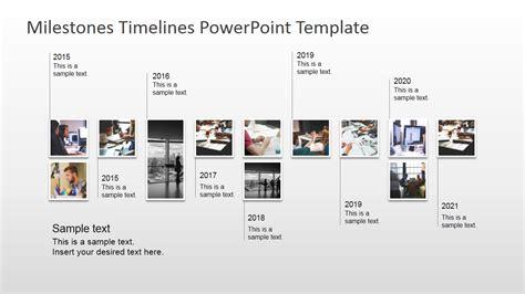 project milestone template ppt milestones timeline powerpoint template slidemodel