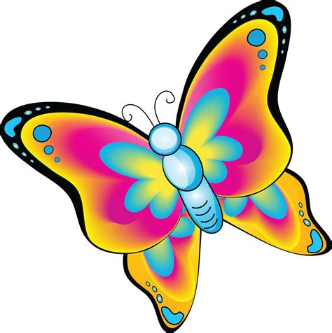 Cartoon Butterfly Www Bloomscenter Com Images Of Animated Butterflies