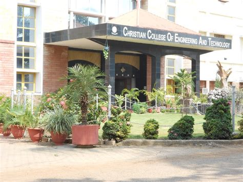 Mba Colleges In Bhilai by Mp Christian College Of Engineering And Technology