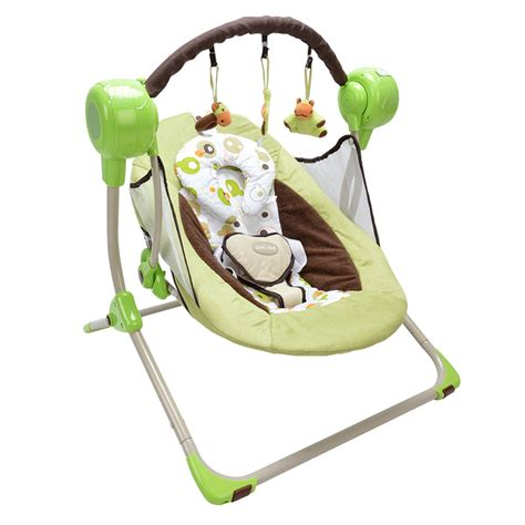 baby automatic swing electric baby swing chair musical baby bouncer swing