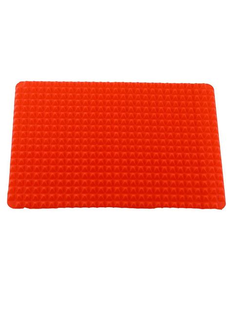 Pan Mat by Pyramid Pan Silicone Cooking Mat Oven Baking Tray Bellelily