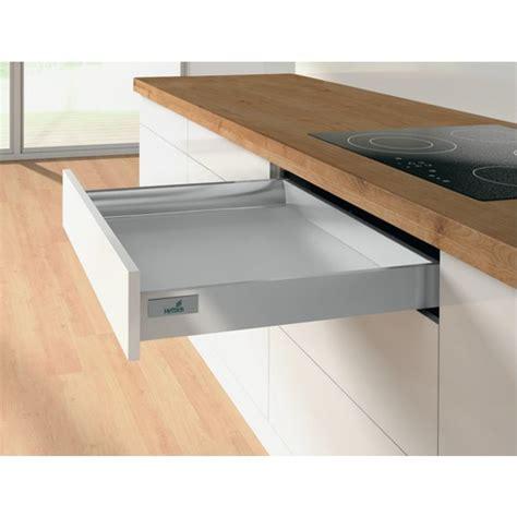 hauteur tiroir tiroir sous four innotech atira hauteur 54 mm argent