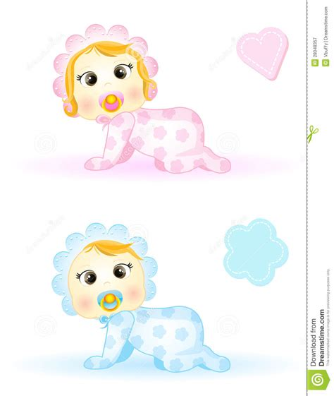 baby shower and boy stock illustration image of