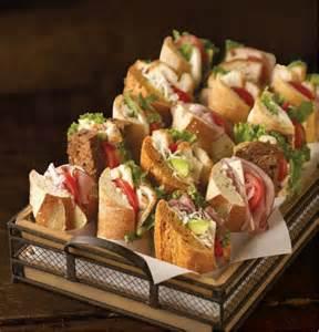 Cabinet Food Ideas For Cafe by Best 25 Sandwich Platter Ideas On