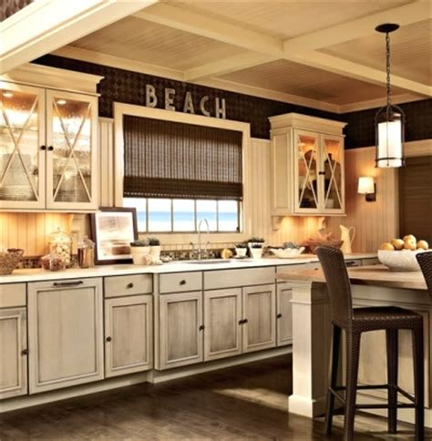 off white painted kitchen cabinets best 15 off white distressed kitchen cabinets and pictures