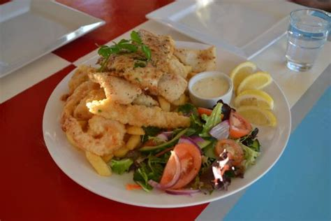the geelong boat house the seafood platter to share picture of geelong boat house fish and chips geelong