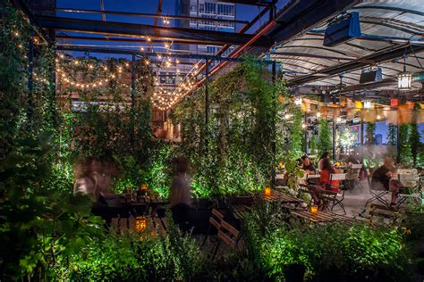 top bars in nyc 2014 best rooftop gardens and urban farms in nyc including