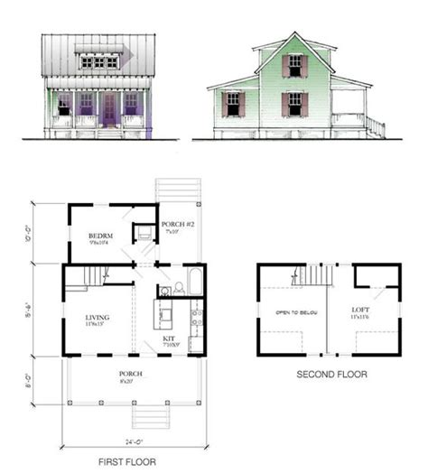katrina cottage floor plan lowe s katrina home plans plans not to scale drawings