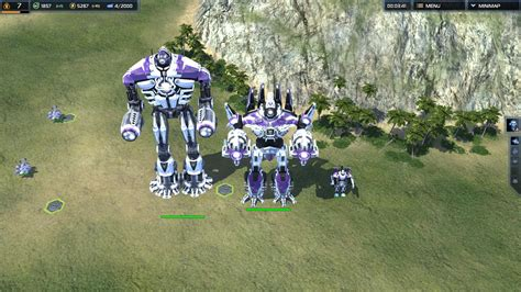 supreme commander mod galactic colossus image rev expansion mod rve for