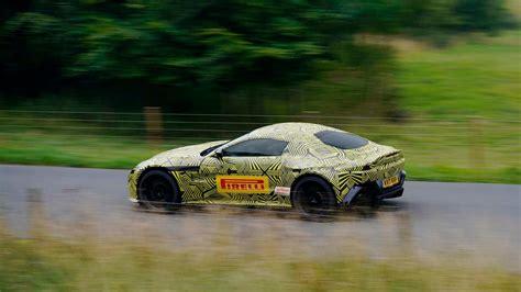 Aston Martin La by Aston Martin La Prochaine Vantage Leblogauto