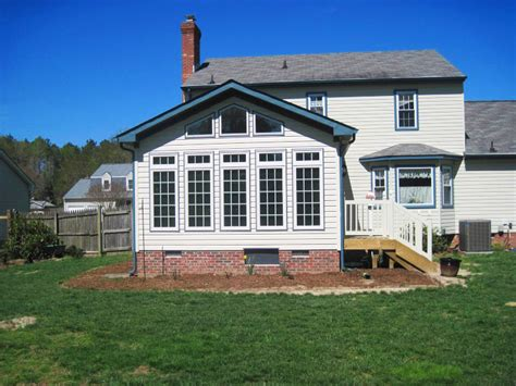 How To Add A Sunroom To A House Wyatt Homes Photo Gallery Hton Roads Va