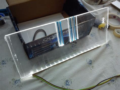plexiglass illuminato info plexiglass illuminazione tangenziale