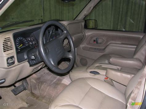1998 Tahoe Interior by Interior 1997 Chevrolet Tahoe Lt 4x4 Photo 40866445