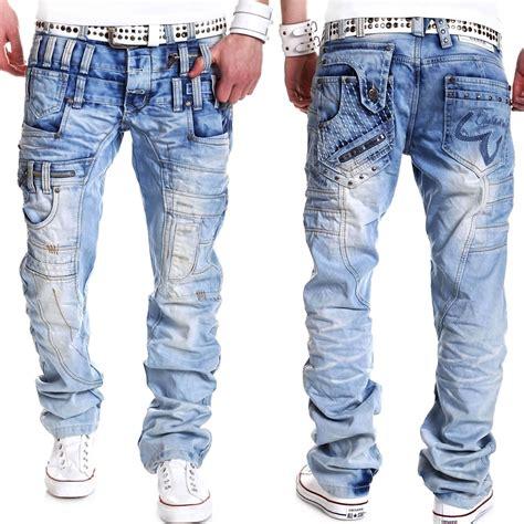 Vhe Sale Boots Zipper Size 36 Blue Grey 36 30 Herren Timezone Herren Hose Cesare 1218