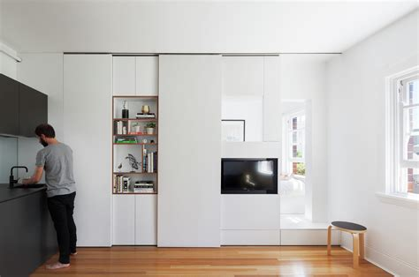 darlinghurst apartment brad swartz architect archdaily