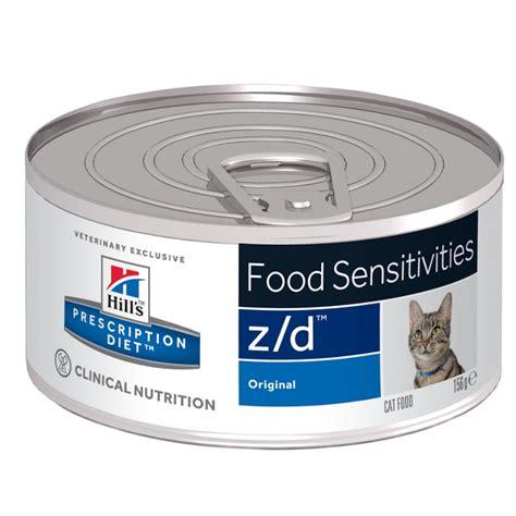 zd food feline prescription diet z d ultra allergen cat food