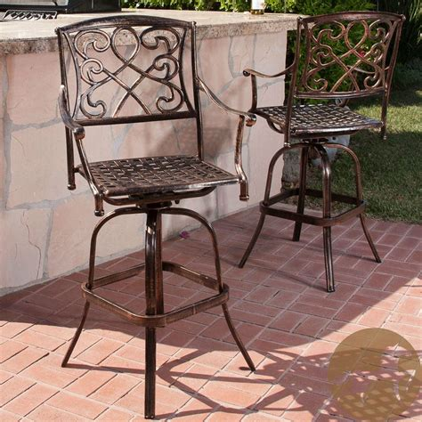 christopher knight bar stool christopher knight home santa maria bar stool set of 2